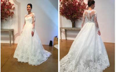New York City Bridal Market 2015